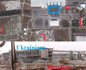 close Donetsk
