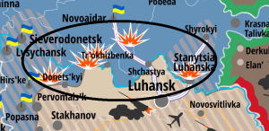 northern luhansk